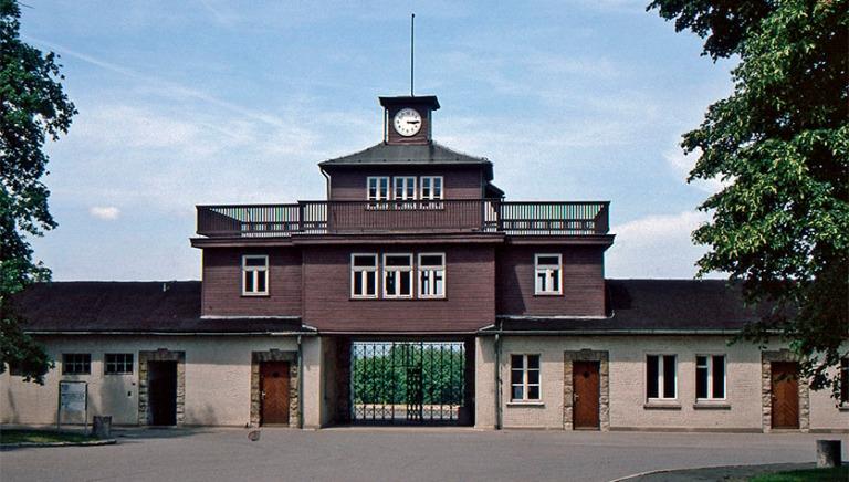 DE232419 Saksa Buchenwaldin keskitysleirimuseo