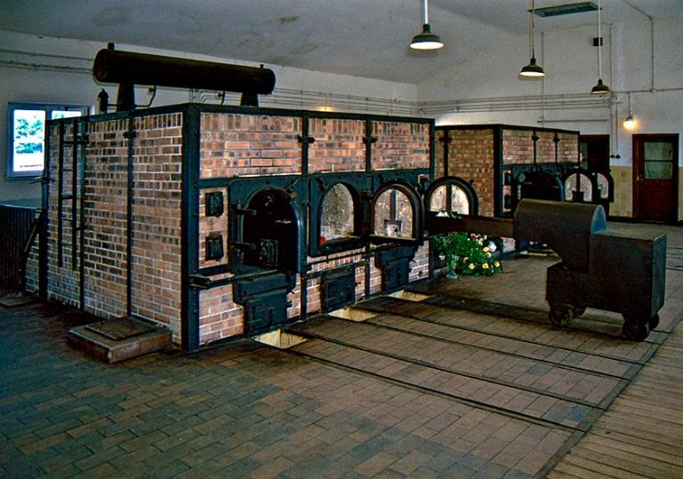 DE232610 Saksa Buchenwaldin keskitysleirimuseo