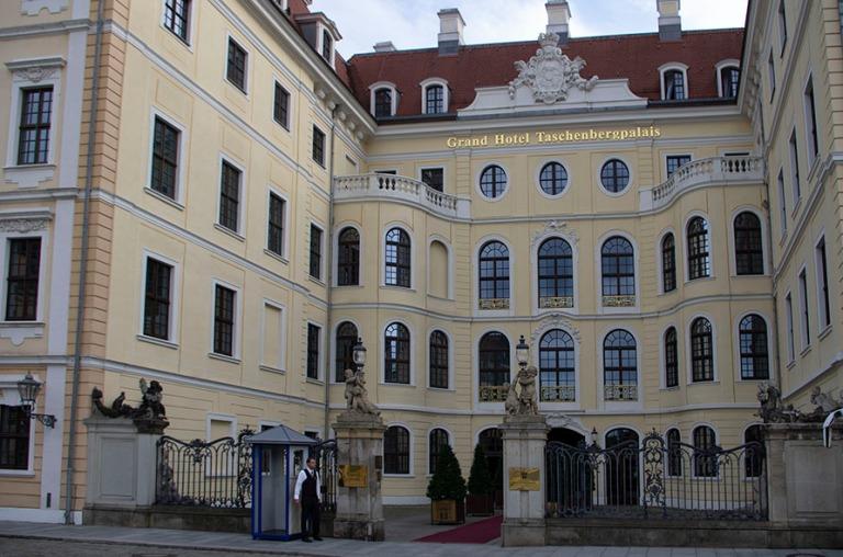 DE_110717 272 Dresdenin Grand Hotel Taschenbergpalais