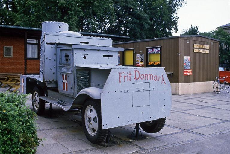 DK020110 Tanska Kööpenhaminan vastarintaliikemuseo 1984