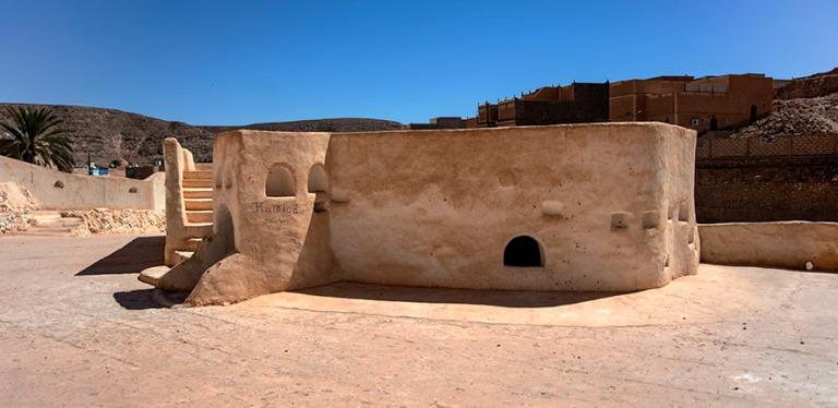 DZ_190316 Algeria_0371 Sheikki Ami Brahimin moskeija El Atteufis