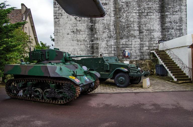 FR_120626 060 Ranska Le Grand Bunker Musee Ouistrehamissa Ala-No