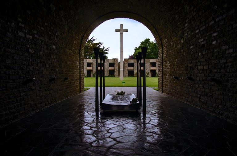 FR_120627 025 Ranska Saksalaisten sotilashautausmaa Mont de Huis