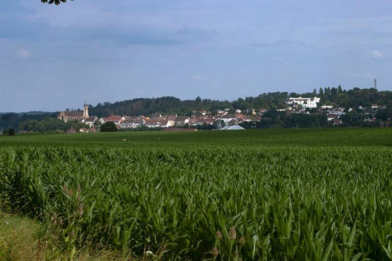 FR_190713 Ranska 0095 Altkirch Alsace´ssa