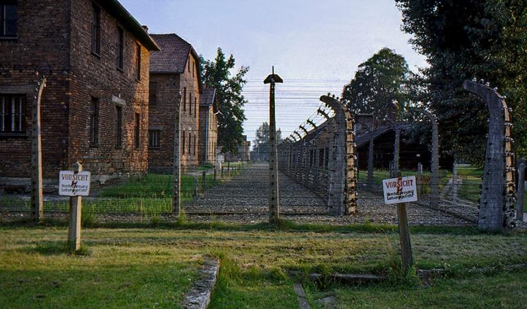 PL030140 Puola Auschwitzin keskitysleirimuseo