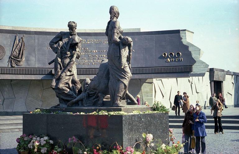 RU 1975 Venäjä (Neuvostoliitto) 15  Juuri paljastettu Leningra