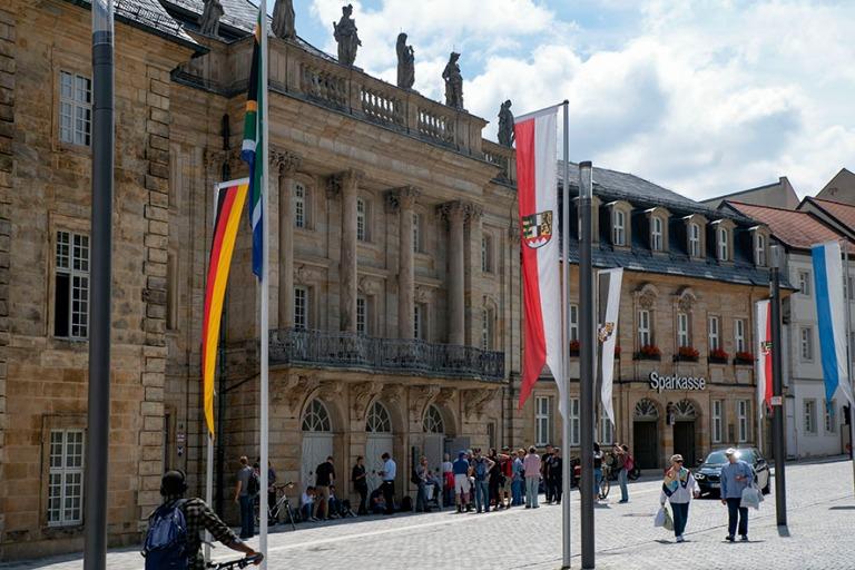 DE_190717 Saksa_0049 Bayreuthin Markgräfliches Opernhaus Baijer