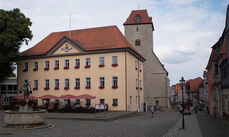 DE_190718 Saksa_0154 Schöningenin vanha raatihuone Ala-Saksissa
