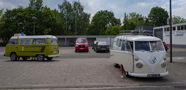 DE_190719 Saksa_0008 Wolfsburgin Volkswagen-museo Ala-Saksissa
