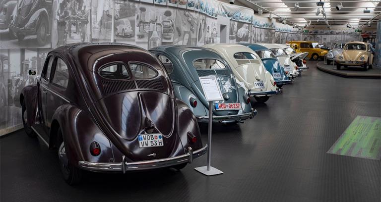 DE_190719 Saksa_0020 Wolfsburgin Volkswagen-museo Ala-Saksissa