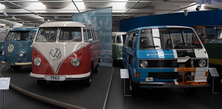 DE_190719 Saksa_0049 Wolfsburgin Volkswagen-museo Ala-Saksissa
