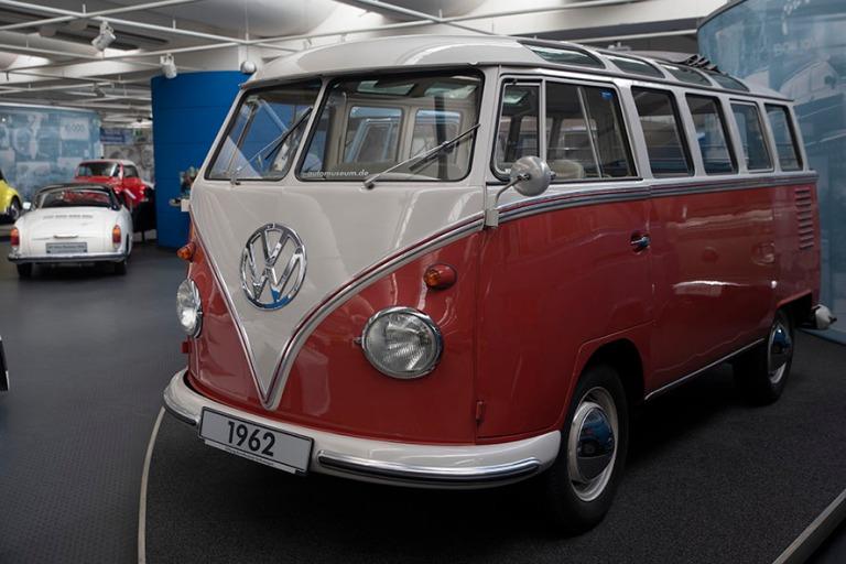 DE_190719 Saksa_0076 Wolfsburgin Volkswagen-museo Ala-Saksissa
