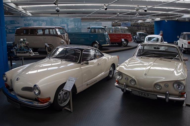 DE_190719 Saksa_0083 Wolfsburgin Volkswagen-museo Ala-Saksissa
