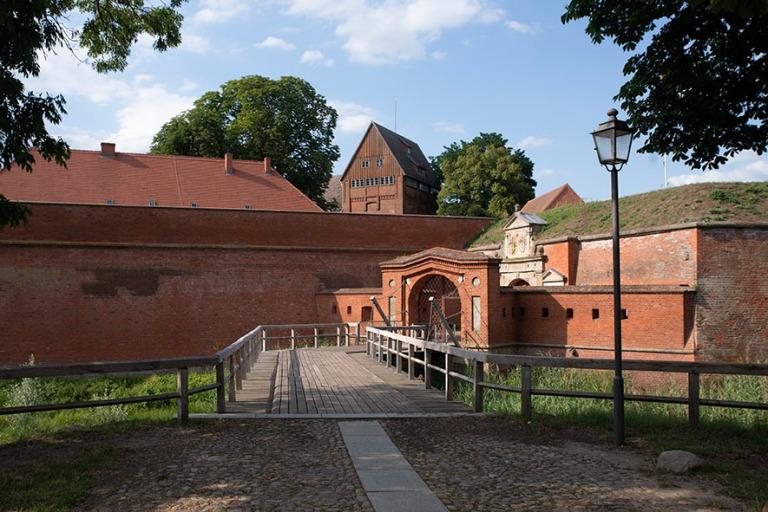 DE_190719 Saksa_0140 Dömitzin linnoitus Mecklenburg-Etu-Pommeri
