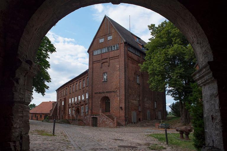 DE_190719 Saksa_0159 Dömitzin linnoitus Mecklenburg-Etu-Pommeri