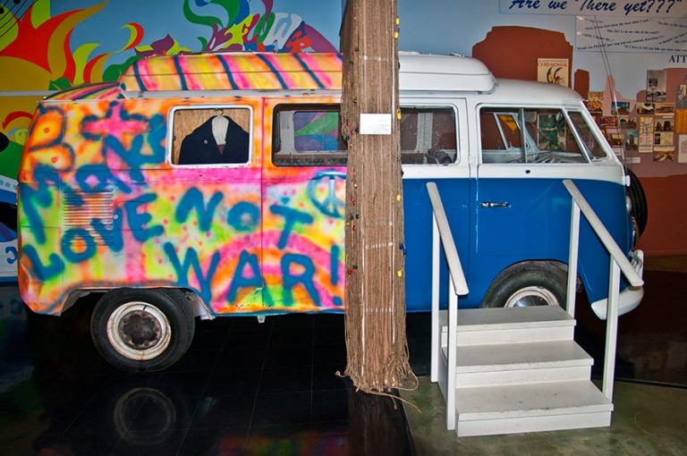 US_090624 208 Yhdysvallat VW Kleinbus Oklahoman Route 66 Museumi