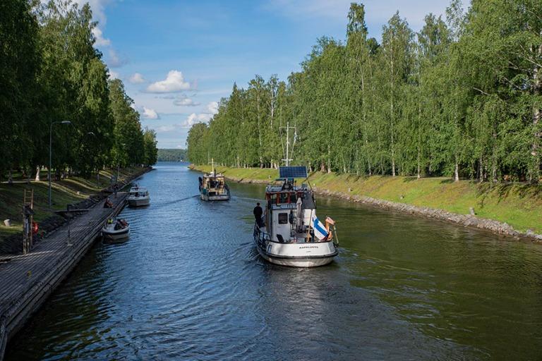 FI_200703 Suomi_0036 Vääksyn kanava Asikkalassa Päijät-Häme