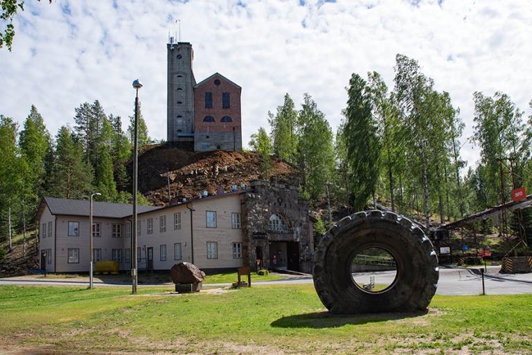 FI_200705 Suomi_0188 Outokummun Vanha kaivos - kaivosmuseo