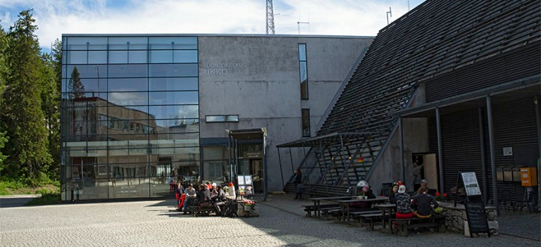FI_200705 Suomi_0193 Kolin kansallispuiston Luontokeskus Ukko Po