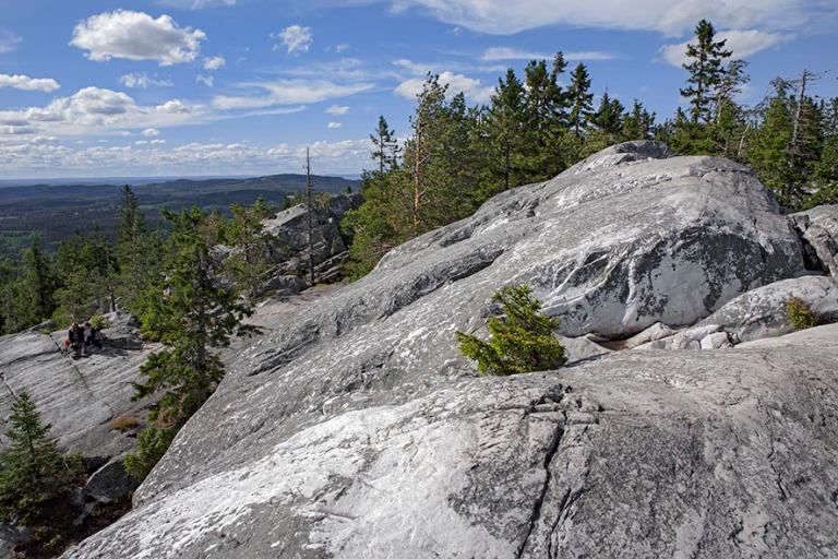 FI_200705 Suomi_0253 Kolin kansallispuiston Paha-Kolin huippu Po